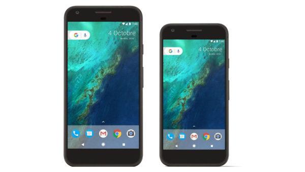Google Pixel i Pixel XL