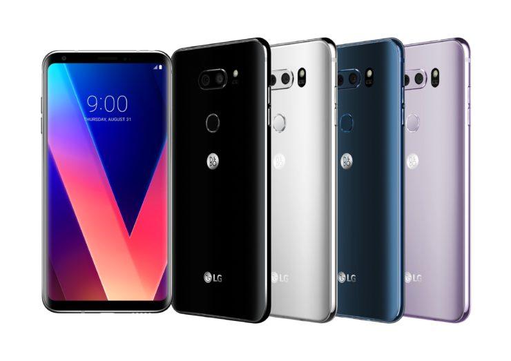 LG V30 službeno