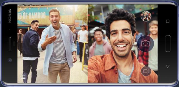 "Dual camera mod slikanja koji Nokia zove ""bothie"""