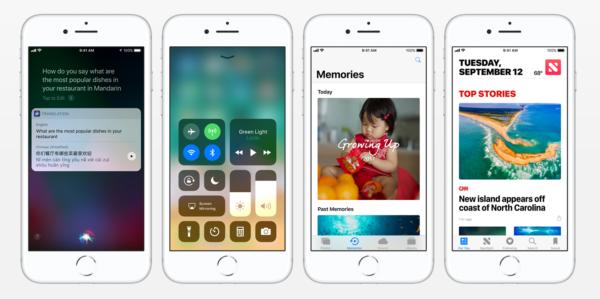 iOS 11 - ARKit, novi Control Center, redizajnirani App Store i strojno učenje