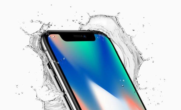 iPhone X će, kao i prethodnik, preživjeti privremena uranjanja u vodu.