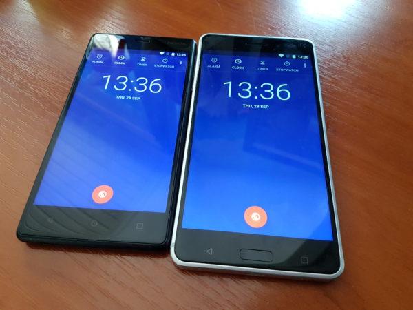 Nokia 3 i Nokia 6