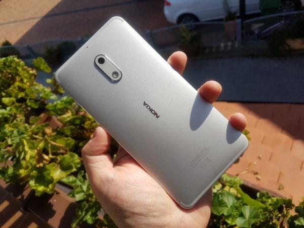 Nokia 6 izgleda lijepo.