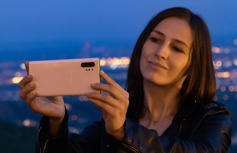 Selfie Note 10+