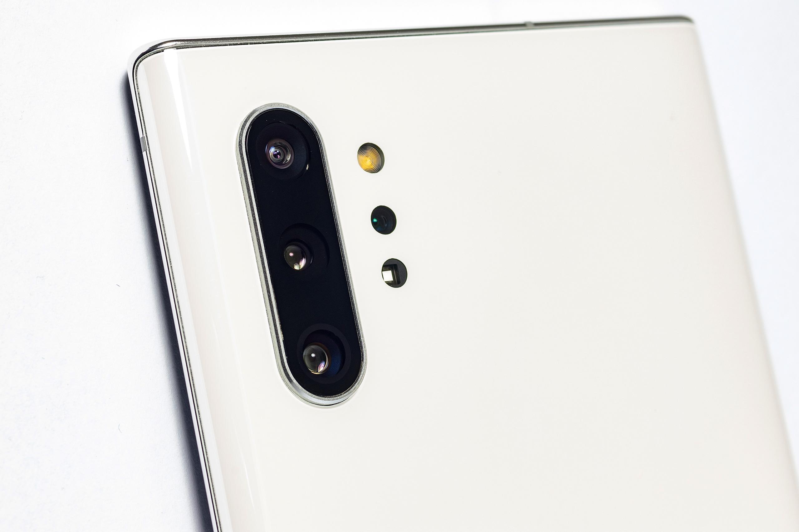 Note 10+ kamere