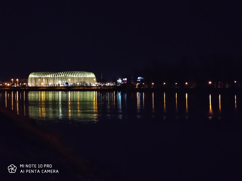 5x zoom noć