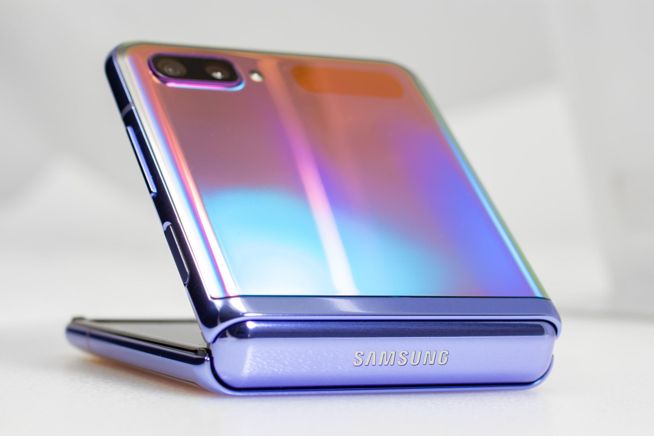 Samsung Galaxy Z Flip-3