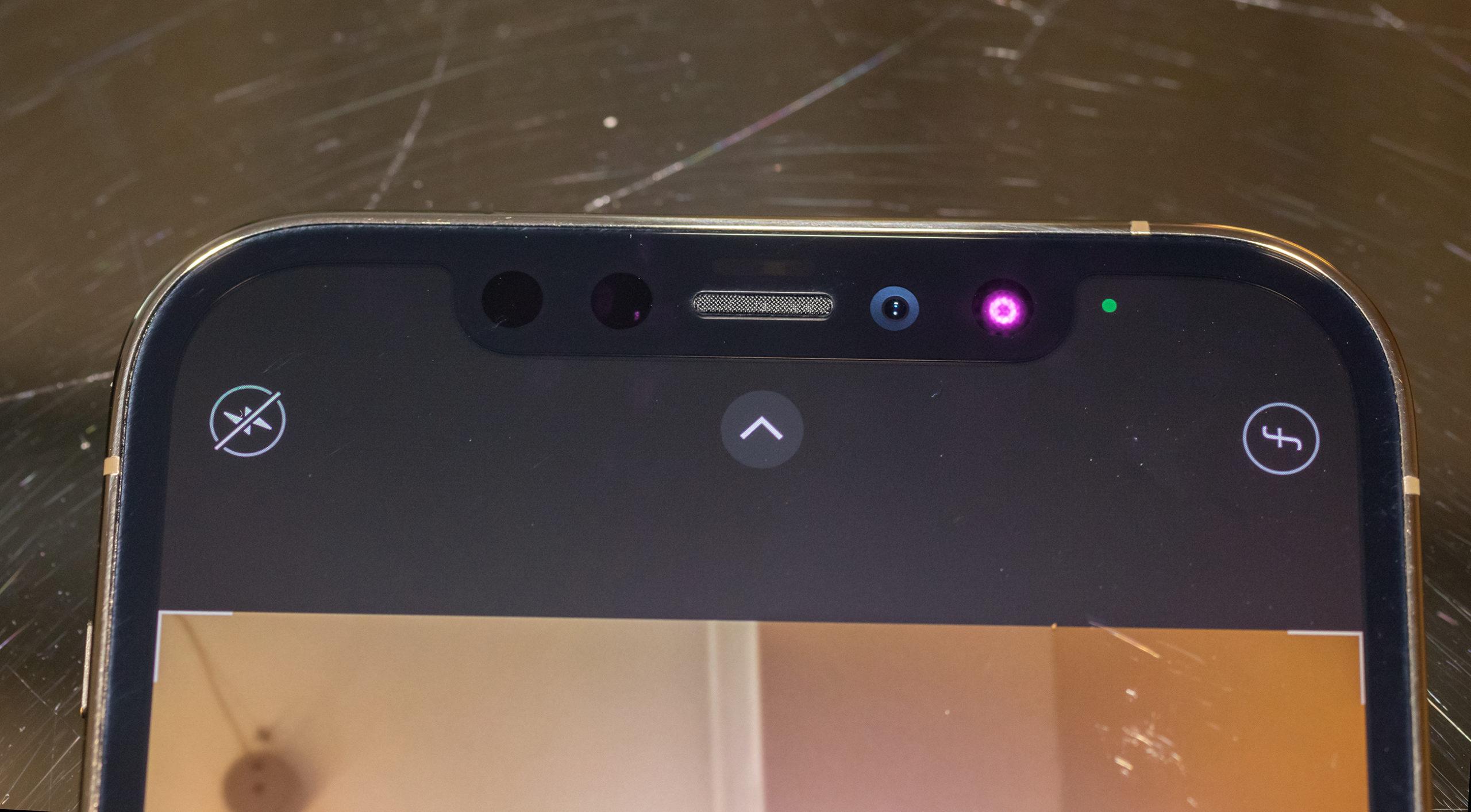 Zaslon iPhonea