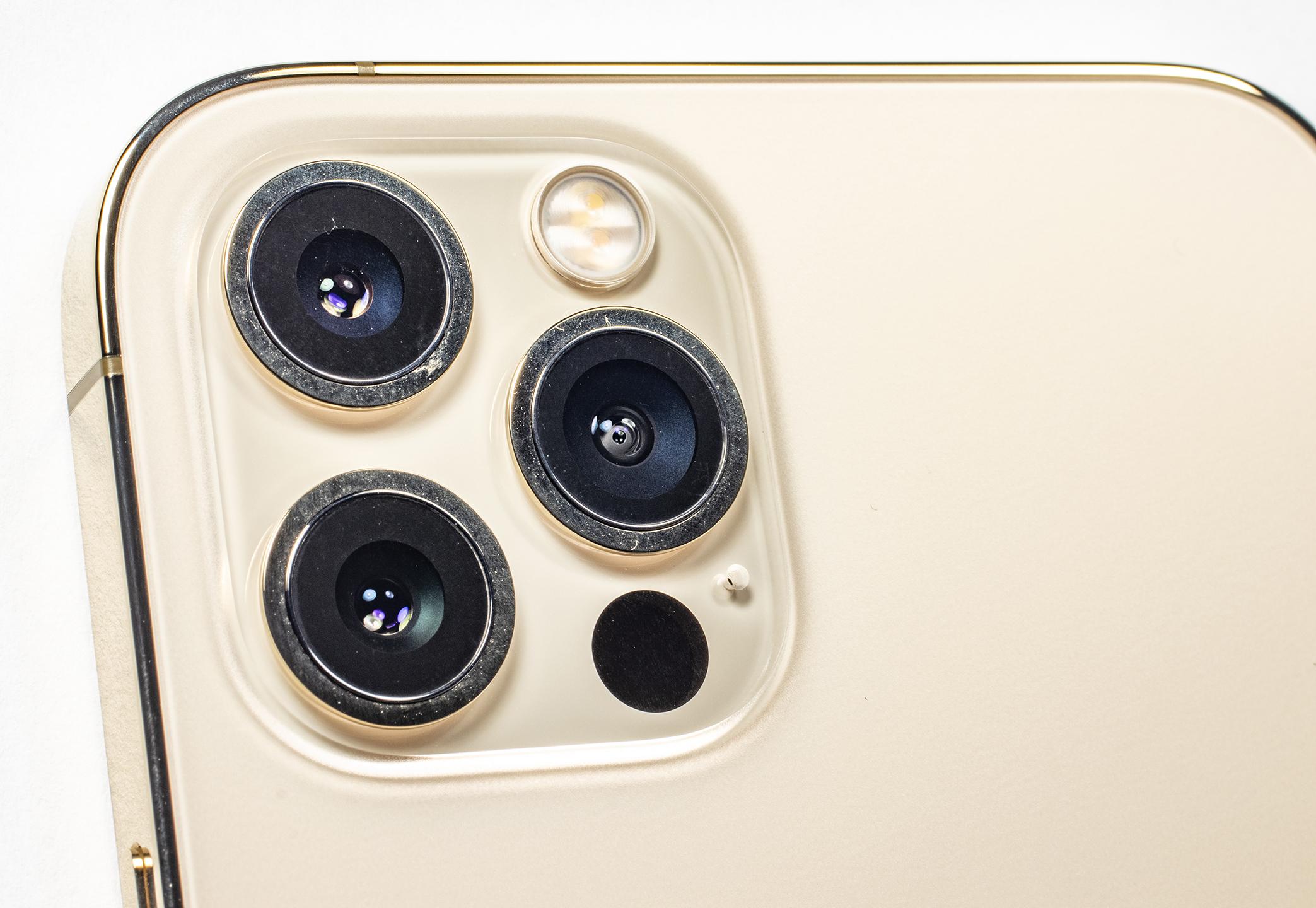 iPhone kamere